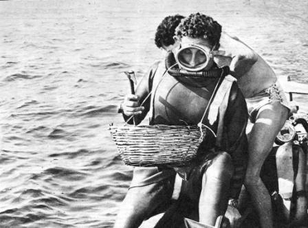 Capo Palinuro 1956